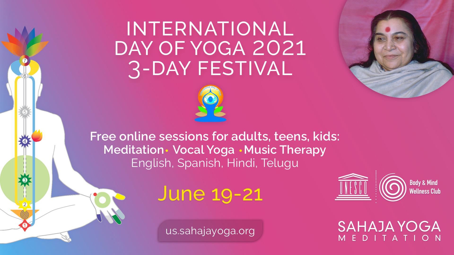 International-Yoga-Day-2021-Sahaja-Yoga-Meditation